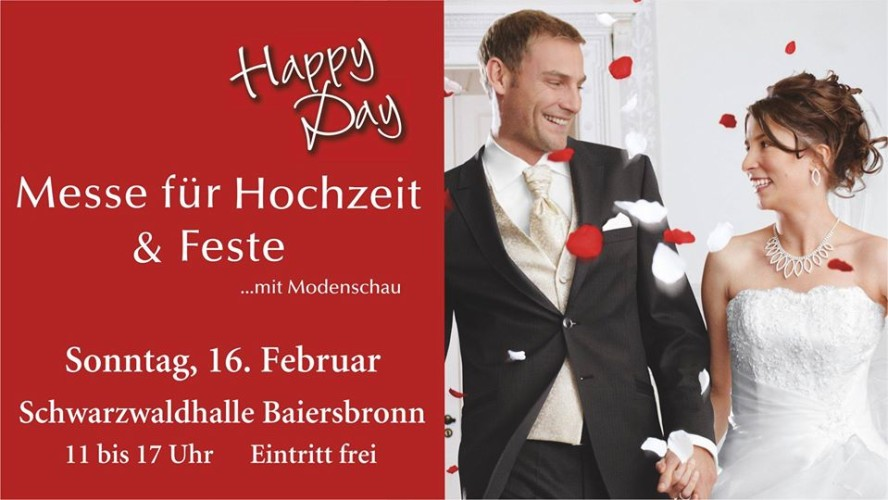 Blackforest-FotoBox wieder auf der Hochzeits- und Veranstaltungsmesse in Baiersbronn